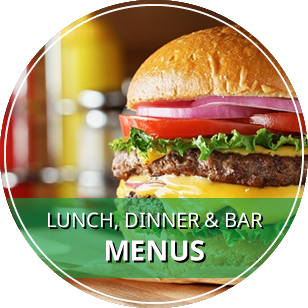 Lunch, Dinner and Bar Menus